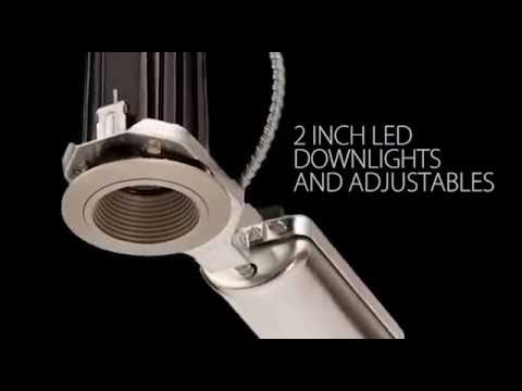 "2"" LED Downlights and Adjustables, Gen 2 - Product Profile - Juno"