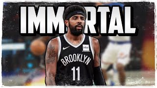 """Gambar cover Kyrie Irving Mix - """"IMMORTAL""""- ft. 21 Savage (Nets Hype)"""