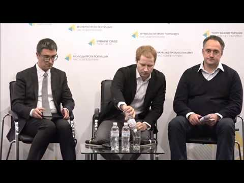 Presentation of the reforms results and perception by the citizens of Ukraine. UCMC 08.11.2017