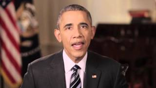 President barack obama's special message to utep