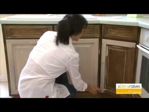 Peinture tendance cuisine les d coratives youtube - Peinture pour cuisine laquee ...