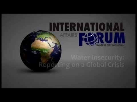 Water Insecurity: Reporting on a Global Crisis