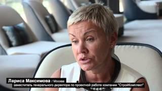 Лариса Максимова / Стройкомплект: О переменах на рынке, прогнозах на 2016-й год и импортозамещении