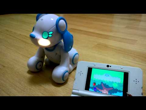 Wappy Dog - Game Gadget for Nintendo DS - performed by New 3DS