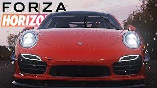 TUNING PORSCHE 911 TURBO S + Missioni Varie - Forza Horizon 4 ITA - 4K ULTRA + VOLANTE LOGITECH