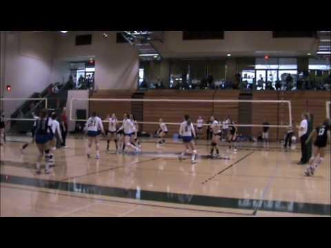 Alexandra Gearin Junior Outside Hitter Volleyball Player at Pacifica Christian High School CA