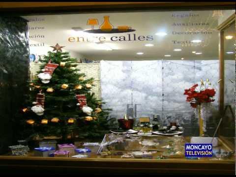 Ya se puede elegir el mejor escaparate navide o de - Como hacer una vidriera ...