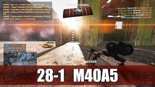 Video Battlefield 4   PC   Four Times Scoper w/ M40A5   28-1 download MP3, 3GP, MP4, WEBM, AVI, FLV Desember 2017