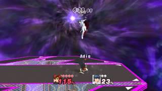 Super Smash Bros. Project M (Dolphin Emulator) - Roy Vs. Marth