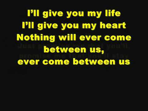 Joseph Vincent - If You Stay (Lyrics) ♥
