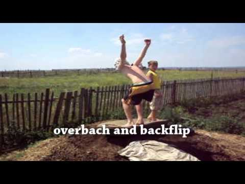 fire and sergo(backflip and overbach).wmv