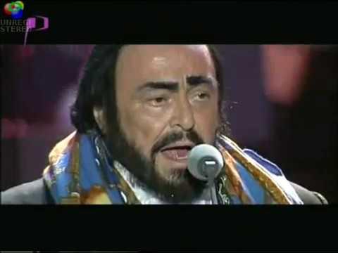 ☛ ☛ Zucchero, Pavarotti AND Bocelli, Miserere (Rare version)