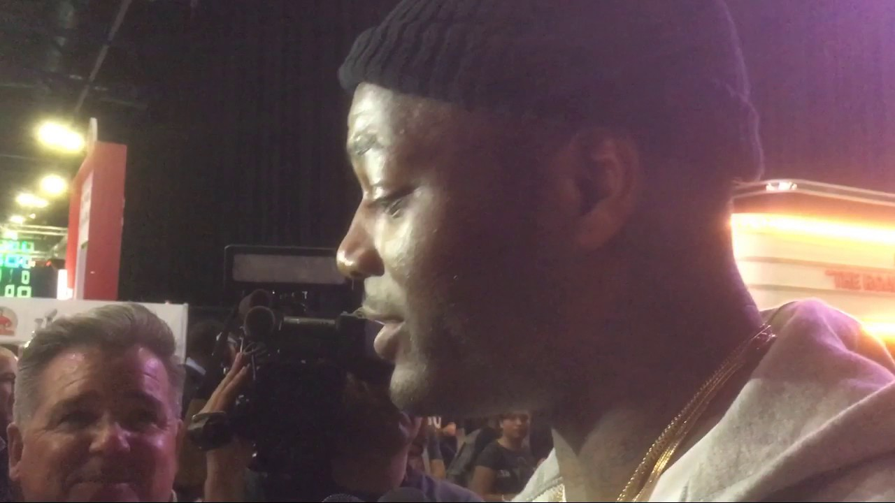 Martellus Bennett takes issue with Whitlock's position on racism against the rich