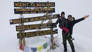 7-Year-Old Makes History As Youngest Girl To Climb Mount Kilimanjaro