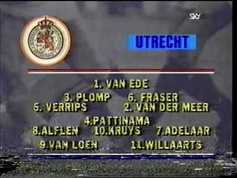 1987 10 mei FC Utrecht Ajax 2-1 (sky uitzending)