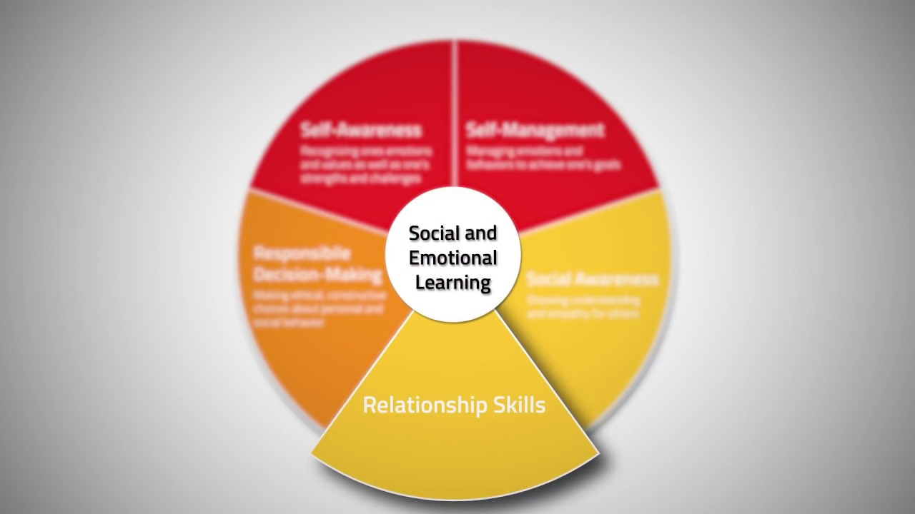 When Social And Emotional Learning Is >> SEL Competencies Defined by Our Students - YouTube