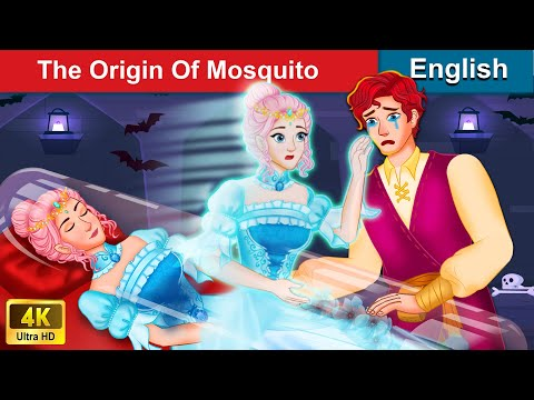 The Origin Of Mosquito 👸 Bedtime stories 🌛 Fairy Tales For Teenagers | WOA Fairy Tales