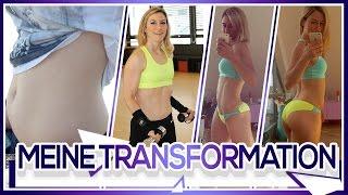 Meine Fitness Transformation | Mit bisher unveröffentlichten Fotos