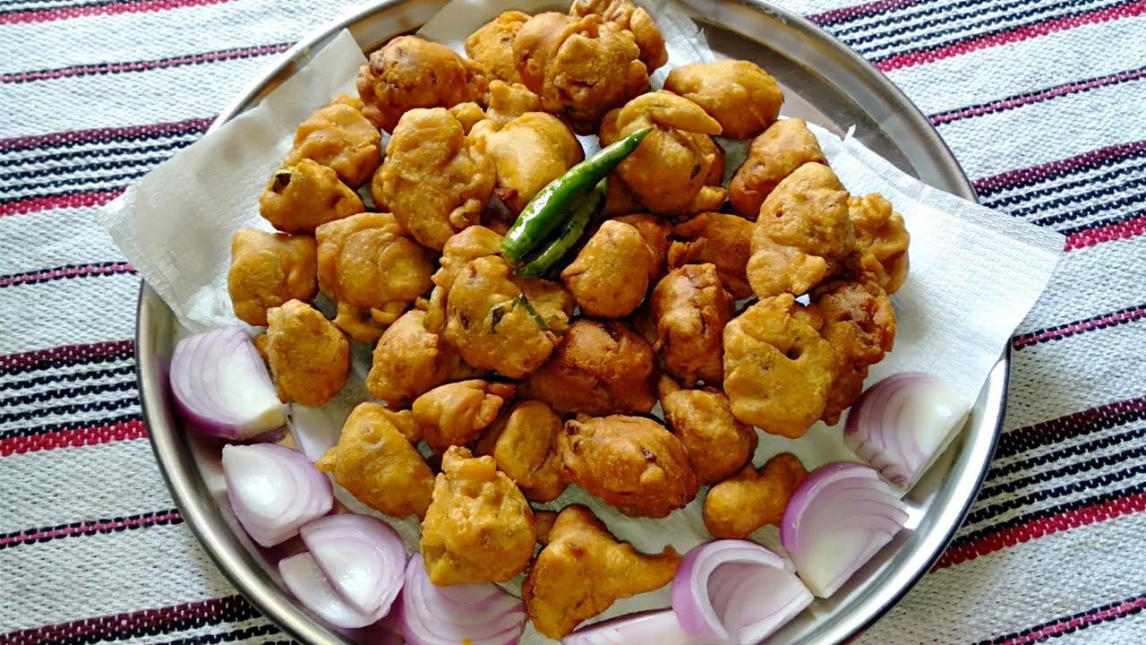 ବର୍ଷା ପାଗରେ ଏମିତି ଗରମ ଗରମ ପକୁଡିର ମଜା ନିଆନ୍ତୁ | Pakudi | Monsoon Special Pokada Recipe
