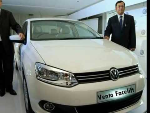 New Volkswagen Vento 2012 First look