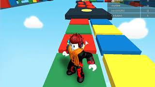 ROBLOX-OBBY vs Eni and the end-BlueStarsGaming