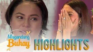 Magandang Buhay: Momshie Karla reveals their family struggles