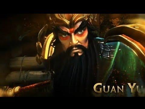 Smite Guan Yu GamePlay HD 720p