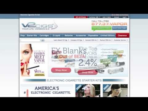 V2 Cigs Coupon Code Insider Tips on Using V2 Discount Codes