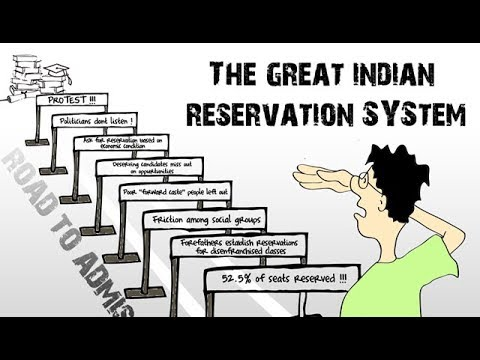 Why Reservation Can't be removed in India   Case Study   English
