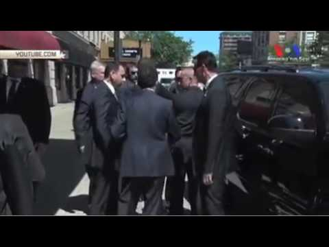 Эрдоган досрочно покинул США из за конфуза на похоронах Мохаммеда Али   Телеканал «Звезда»