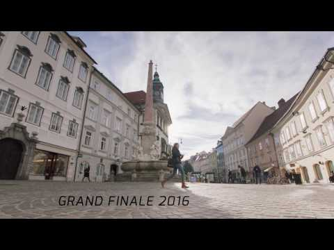 Central European Startup Awards 2016- Grand Finale Event in Ljubljana