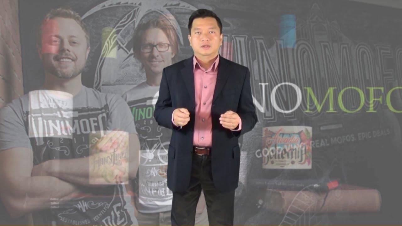 Kinh doanh Online: Vinomofo được đầu tư 25 triệu đô từ Quĩ  Blue Sky Venture...