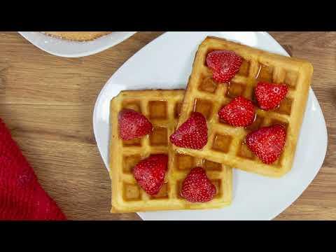 Quest Appliances Quad Waffle Maker