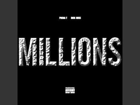 Pusha T. - Millions ft Rick Ross Sped Up (Chipmunk)