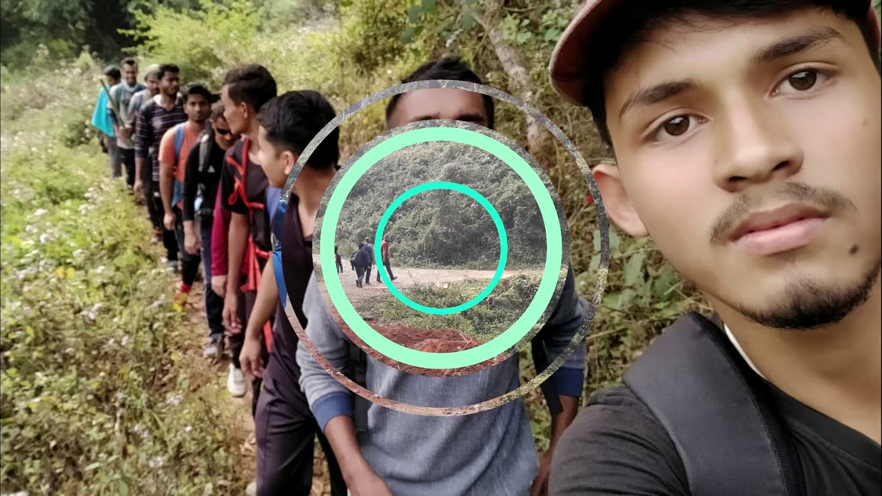51 th  ANNUAL ROCK CLIMBING CAMP.......ASSAM MOUNTAINEERING ASSOCIATION...- training.. ADVENTURE ..