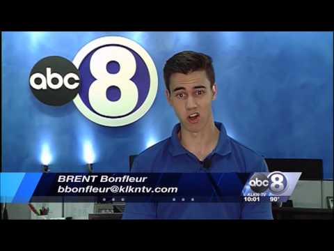 Channel 8 News at 10 - Hot Weather - YouTube