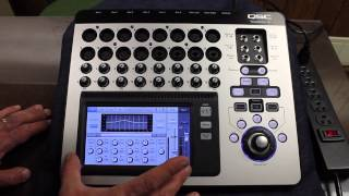 QSC TouchMix 16 Unboxing, Overview, and Review