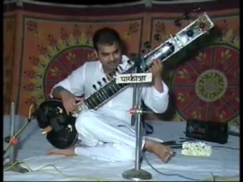 Dr. Vikas Bharadwaj 'Sitar' Raga ''Puriya Kalyan''  Dated 13 April, 2012.
