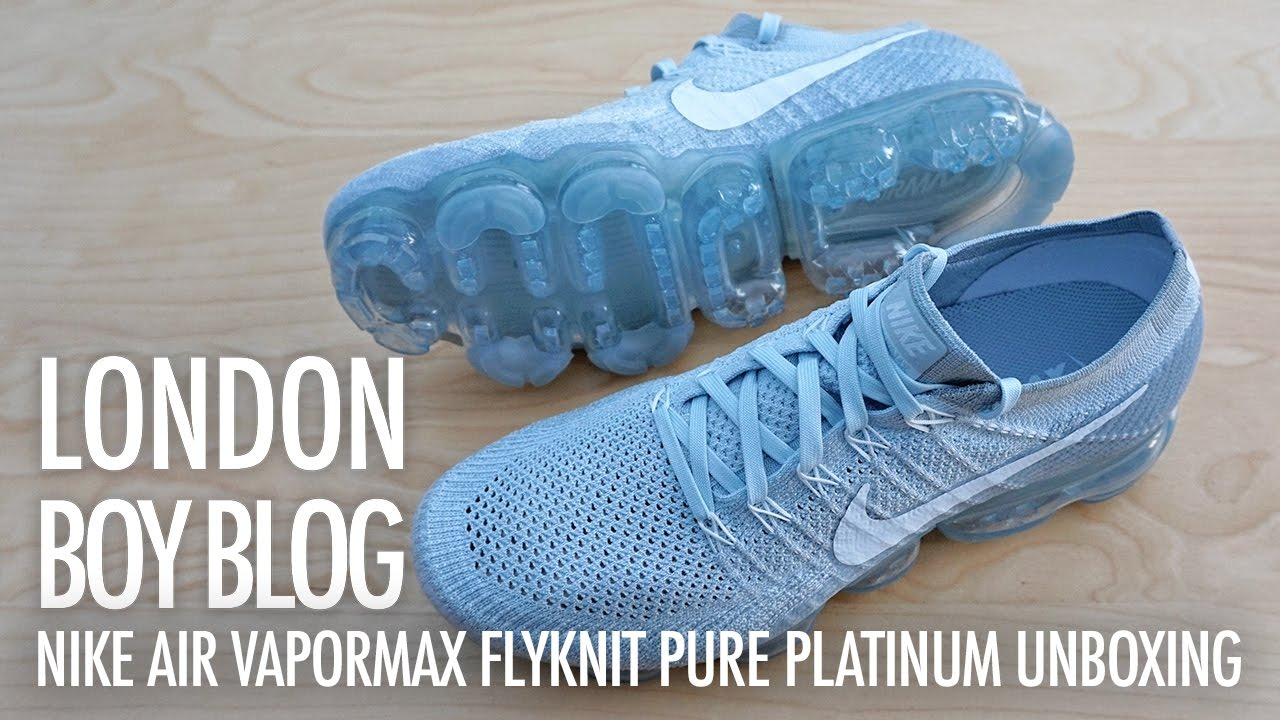 Nike Air VaporMax Flyknit Coming Soon.