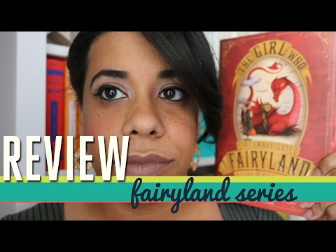 fairyland: series review + giveaway [closed]