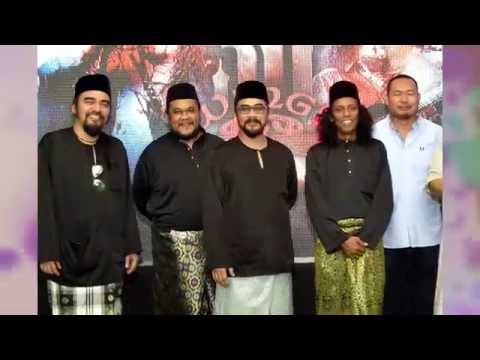 WINGS - Keroncong Hari Raya (Official Video Lyric)