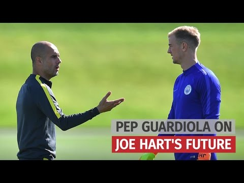 Could Manchester City's Next Game Be Joe Hart's Last For The Club?