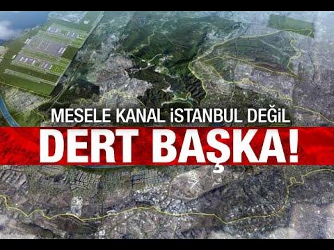 Ergün Diler'e göre Kanal İstanbul tartışmasında asıl dert başka... Sesli Makale