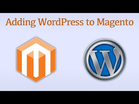 Adding WordPress Blog To A Magento Shop With Fishpig Magento WordPress Integration