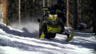 Suspension avant RAS 2 de Ski-Doo 2016