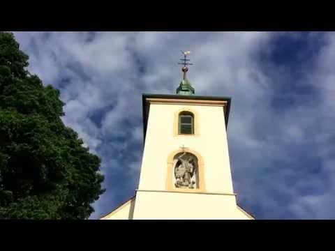 Michaelsberg Bruchsal video, Michaelsberg Untergrombach Kirche video