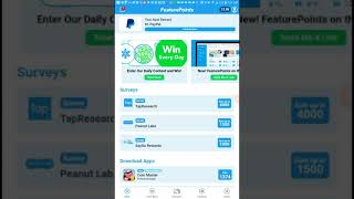 $18 New FeaturePoints Updates, Tips Happy Cash Out Friday How to Make Money Online Free PayPal 2019