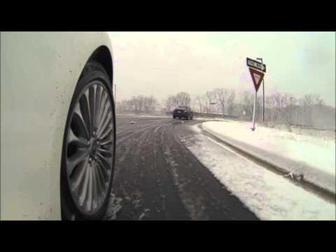 Ford Autonomous Fusion Testing