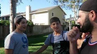 TROLLING HIGH SCHOOL STUDENTS!! (Vlog 254)
