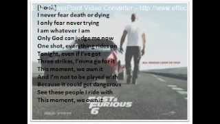 Fast And Furious 6 Songs | Fast And Furious 6 Free Download